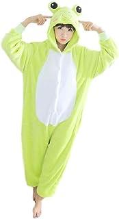 (リトルスワロー) LtSw かわいい カエル 着ぐるみ パジャマ 長袖 ソフト 柔らか もえもえ