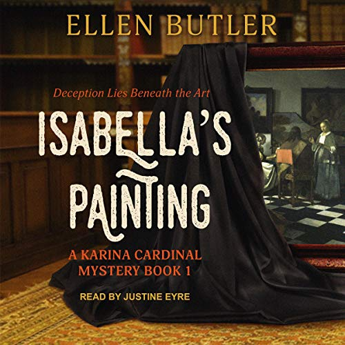 Isabella's Painting audiobook cover art