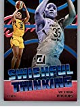 2019 Donruss WNBA Swishful Thinking #3 Victoria Vivians Indiana Fever Official Panini Basketball Card