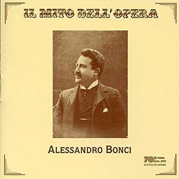 Il mito dell'opera: Alessandro Bonci (Recorded 1905-1926)