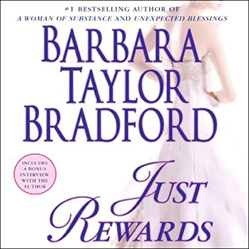 Just Rewards audiobook cover art