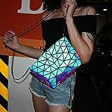 Zoom IMG-1 tikea borsa a catena geometrico