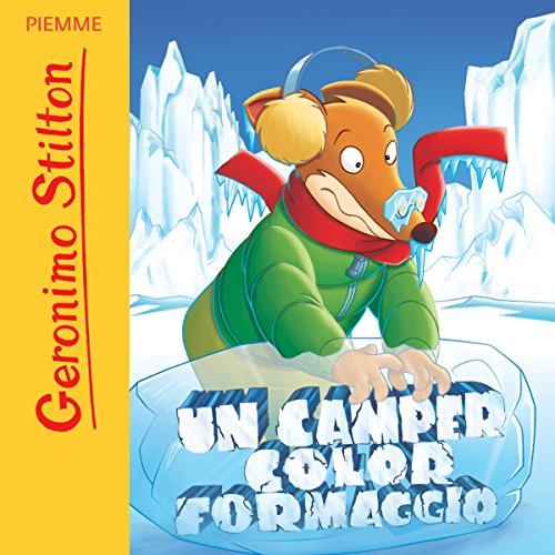 Un camper color formaggio audiobook cover art