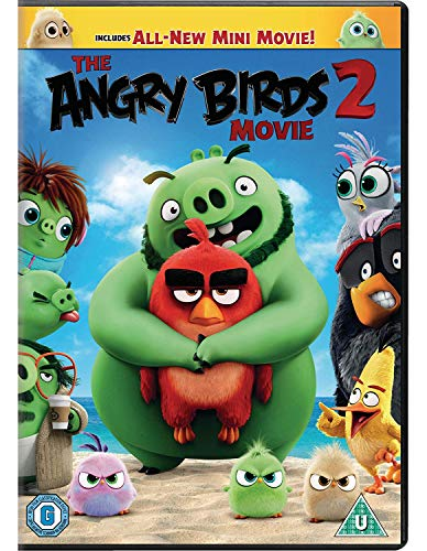 Angry Birds Movie 2. The (2 Dvd) [Edizione: Regno Unito]