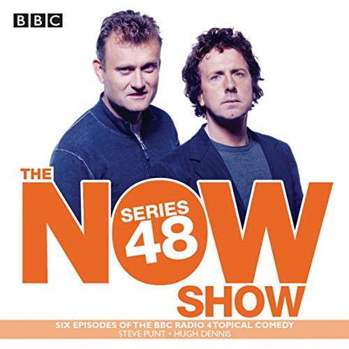 The Now Show: Series 48 audiobook cover art