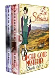 A Ginger Gold Mysteries Bundle: 1920s Cozy Historical Mysteries Books 4 & 5