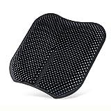 DIELIAN Auto Sitzkissen Sitzauflage Kieselgel 3D Säulenmassage Silikon Belüftet Kissen