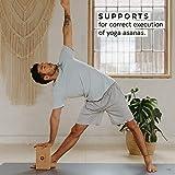 Lotuscrafts Yogablock Kork Supra Grip - 3