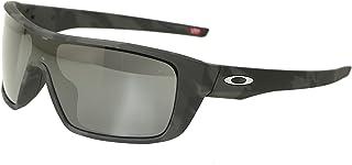 Oakley Men's Oo9411 Straightback Rectangular Sunglasses