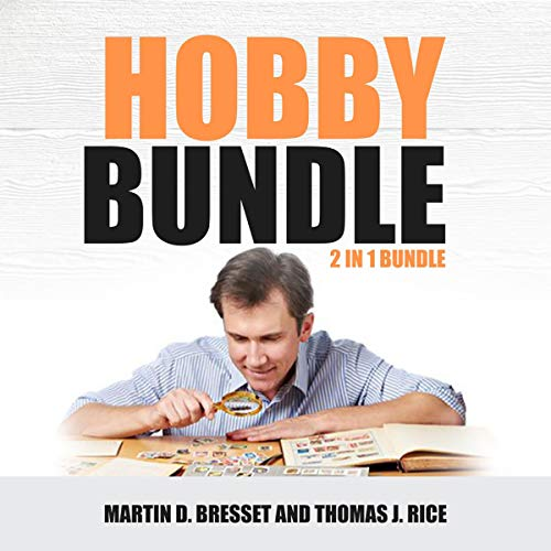 Hobby Bundle: 2 in 1 Bundle, Coin Collecting and Stamp Collecting  By  cover art