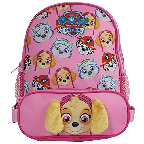 Paw Patrol Girls Skye School Bag Rucksack Backpack