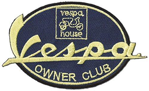 PATCHE escudo termoadhesiva Vespa Owner Club