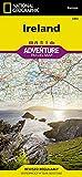 Ireland (National Geographic Adventure Map, 3303)