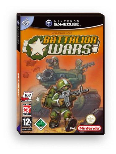 Battalion Wars [Importación alemana]