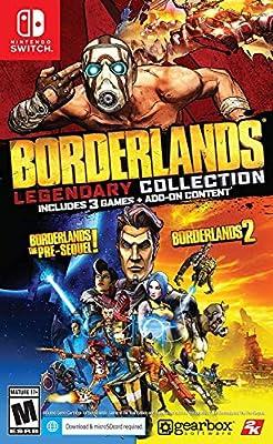 Borderlands Legendary Collection - Twister Parent from 2K