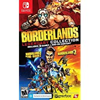 Borderlands Legendary Collection for Nintendo Switch by Take 2