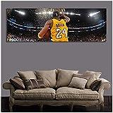 Generic Kobe Bryant Lakers Meisterschaft Wandkunst