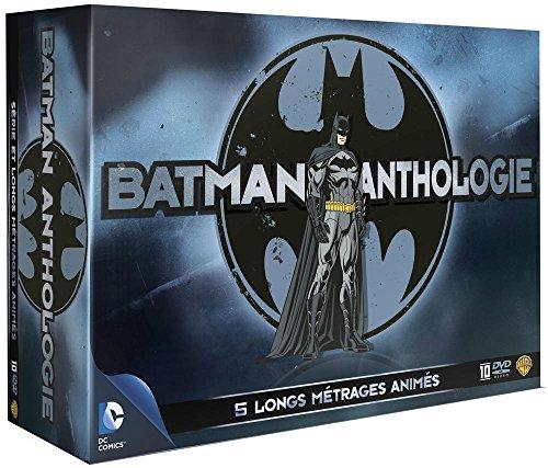 Batman Anthologie - Série et longs métrages animés [Francia] [DVD]