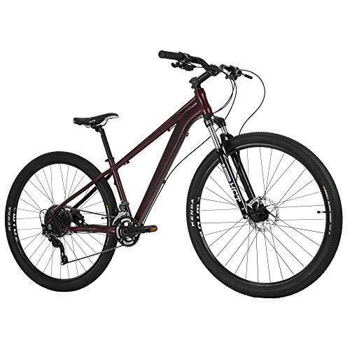 Royce Union RHT Lightweight Aluminum Men's Mountain Bike (Wine)
