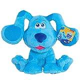 Famosa- Peluche básico de Blues Clues, tamaño 19 cm, color azul, para todas las edades (BLU00210)