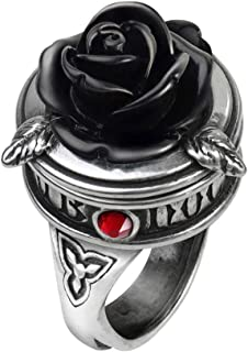 Sub Rosa Poison Ring by Alchemy Gothic, England [Jewelry]
