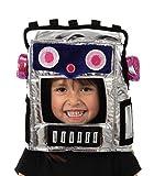 Robot Plush Helmet Costume Accessory for Kids