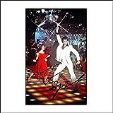 Posters Saturday Night Fever Karen Lynn Gorney & John