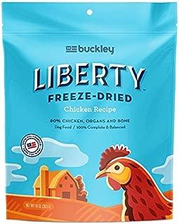Buckley Liberty Freeze Dried Dog Food