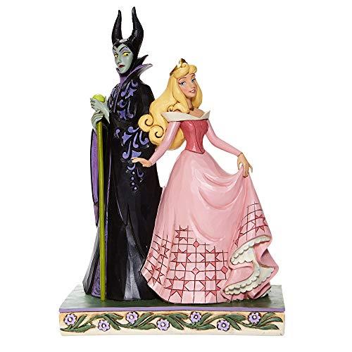 Jim Shore Aurora & Malficas Tradiciones Disney