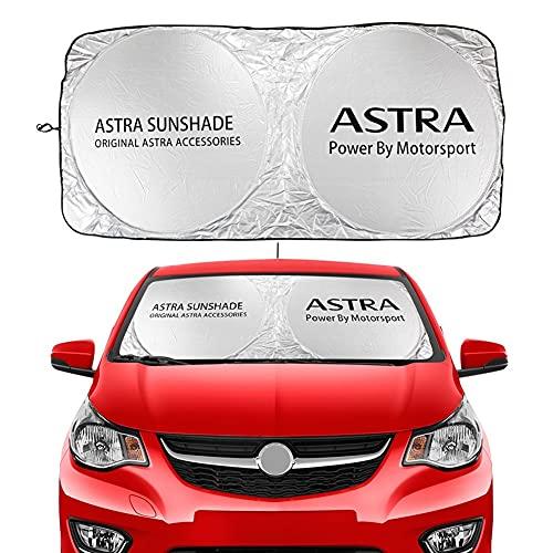 Auto Sonnenschirme Auto-Frontfenster Sonnenschutz-Visiere Auto-Windschutzscheibe Sonnenschutz-Sonnenschutzbezüge Blocks kompatibel mit Opel Astra J H G K, Autozubehör Autozubehör Windschutzscheiben-So