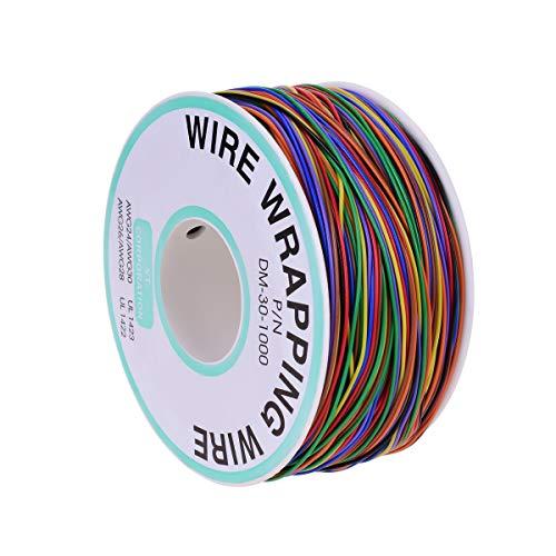 YoungRich Cable de Prueba de Aislamiento de 280 m Wrapping Cable de...