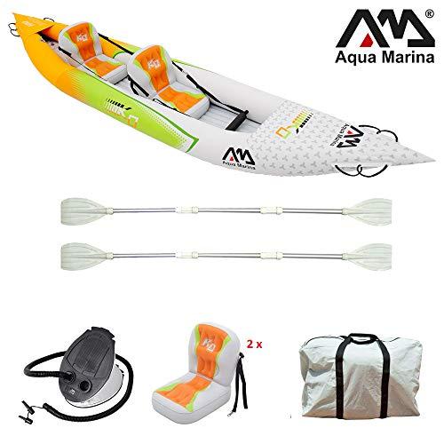 Aqua Marina 05.437.01 Kayak 2 POSTI AQUAMARINA Betta HM-K0, Multicolor, L x H x W cm