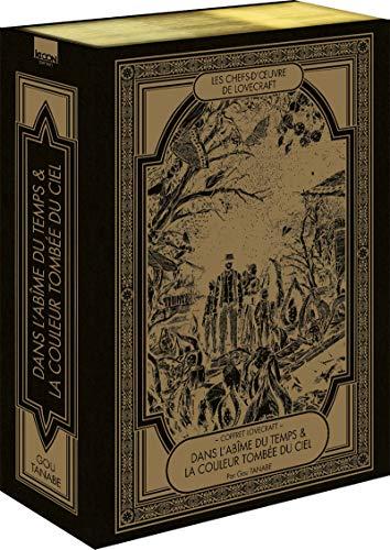 Coffret Lovecraft - Dans labîme du Temps & La Couleur tombée du ciel