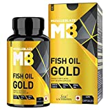 Best Fish Oil Capsules - MuscleBlaze Omega 3 Fish Oil 1250 mg Review
