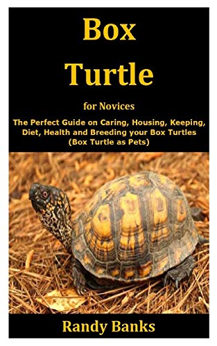 Box Turtle for Novices: The Perfect Guide on Caring, Housing, Keeping, Diet, Health and Breeding your Box Turtles (Box Turtle as Pets)