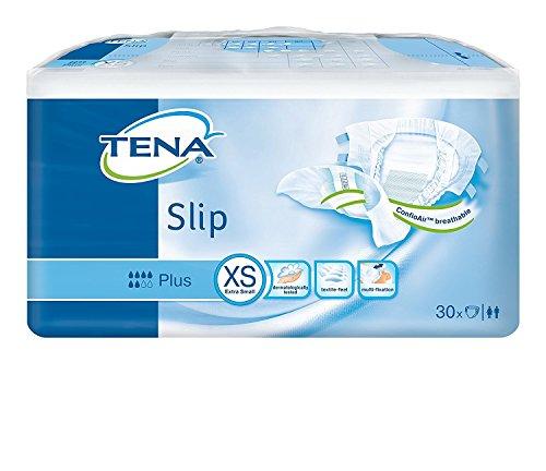 SCA Hygiene Tena Slip Plus Confioair Windeln, Gr. XS, 30 St.