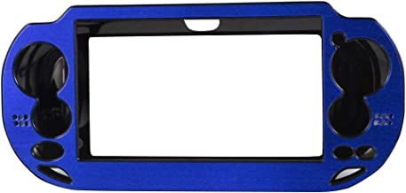 millet16zjh Replacement Aluminum Protective Cover Case for Sony Playstation PS Vita PSV 1000 - Dark Blue