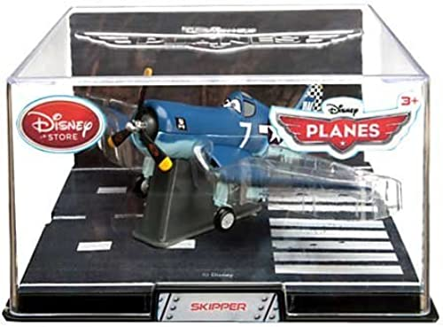 Disney PLANES - SKIPPER - Die Cast Plane - 1 43 Scale by Disney