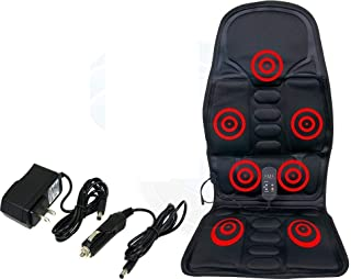 Massage Chair for Cars 6 Functions and 5 Massage Motors