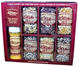 Amish Country Popcorn - 6 (4 Oz Variety Gift Set with Buttersalt) - Old Fashioned, Non GMO, Gluten...