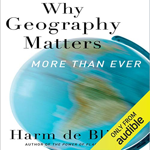 Why Geography Matters cover art