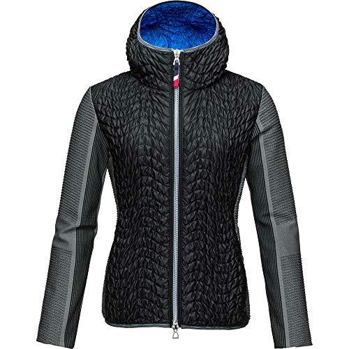 Rossignol Palmares Hood Jacket Jacke, Damen, Schwarz, M