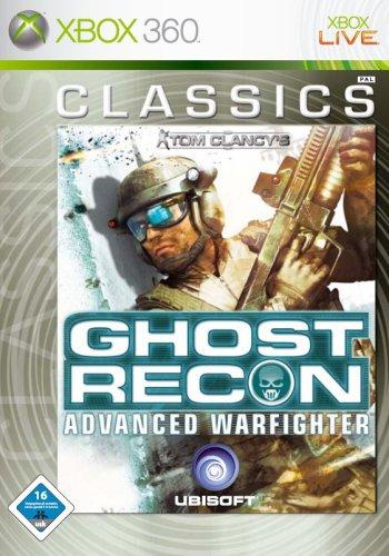 Photo of UbiSoft GmbH Xbox360 Game Ghost Recon 3 – Advanced Warfighter deutsch