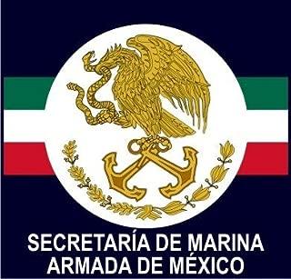 MEXICAN NAVY Emblem SEMAR Armada de Mexico 3,3