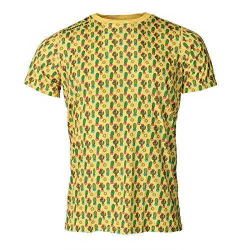 Luanvi Camiseta de Manga Corta Estampado...