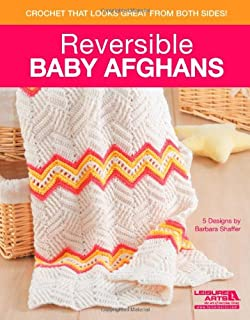 Reversible Baby Afghans: Crochet That Looks Great From Both Sides!