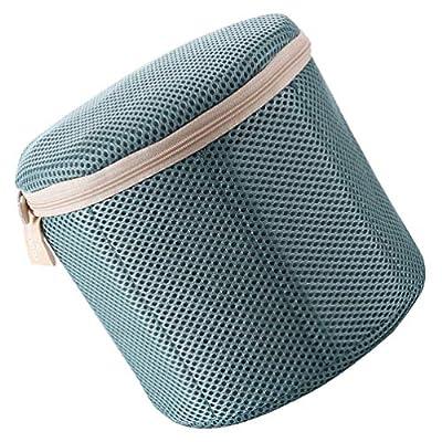 Garneck Thicken Bra Lingerie Panties Washing Bag Durable Underwear Wash Bag Mesh Laundry Bag Washing Machine Bag for Women Home Underwear Lingerie Bra