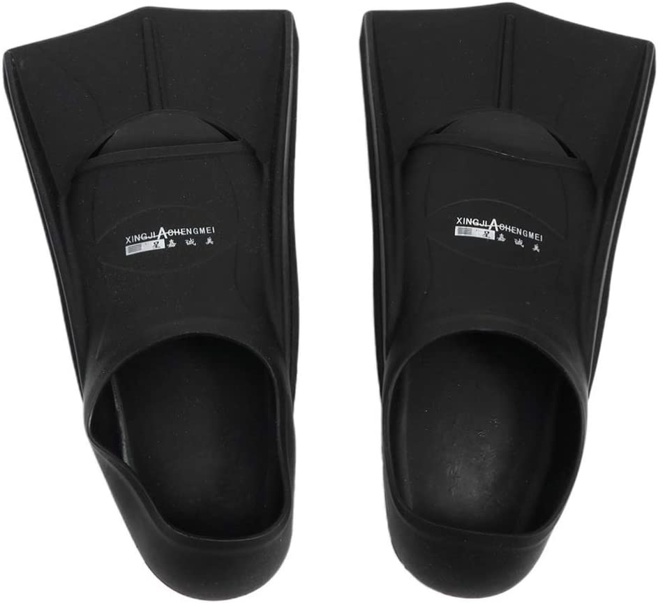 Happyyami 1 Pair Large special price !! Fresno Mall Silicone Swim S Swimming Fins Flippers