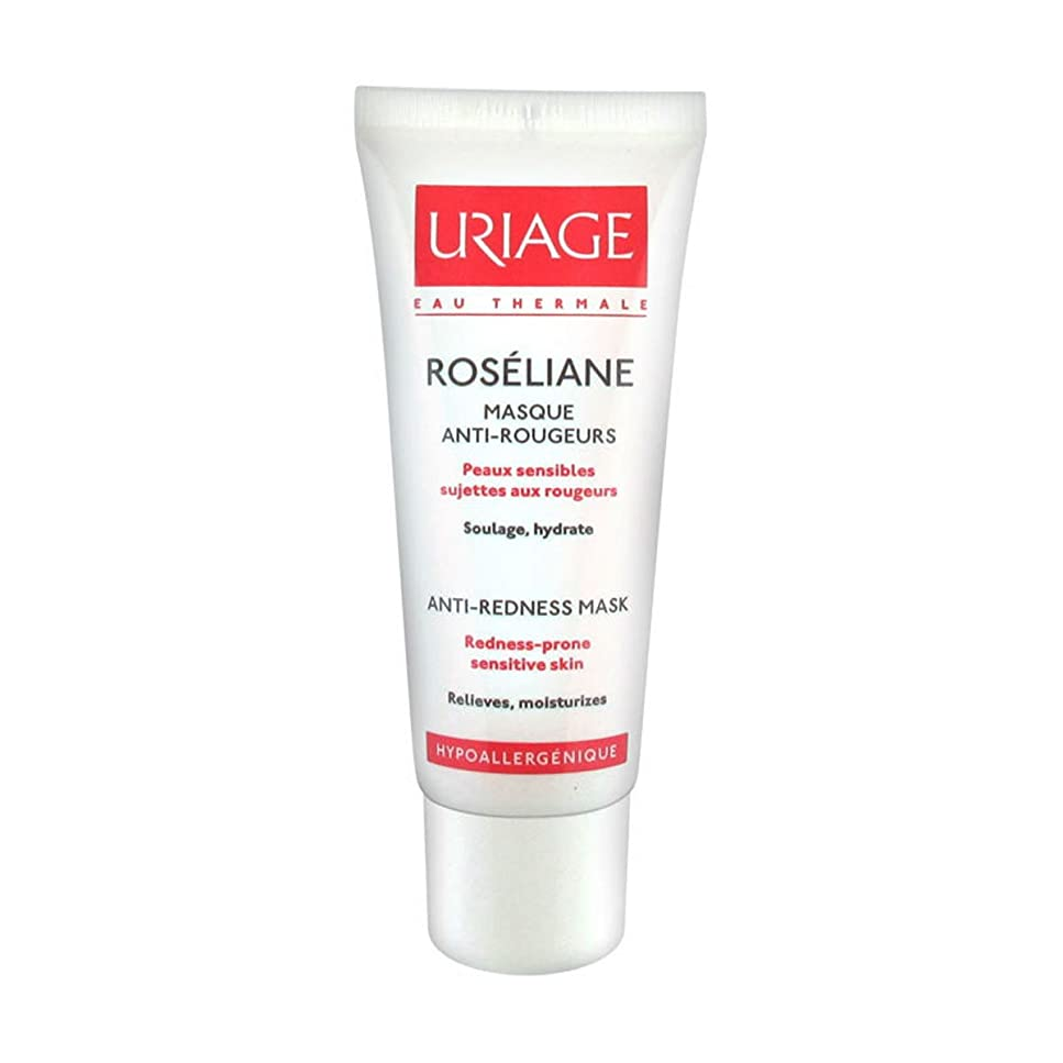 ディスコピストル文芸Uriage Roseliane Anti-redness Mask 40ml [並行輸入品]