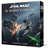 Fantasy Flight Games- Star Wars: El Borde Exterior - Juego de Mesa - Español, Multicolor (SW06ES)